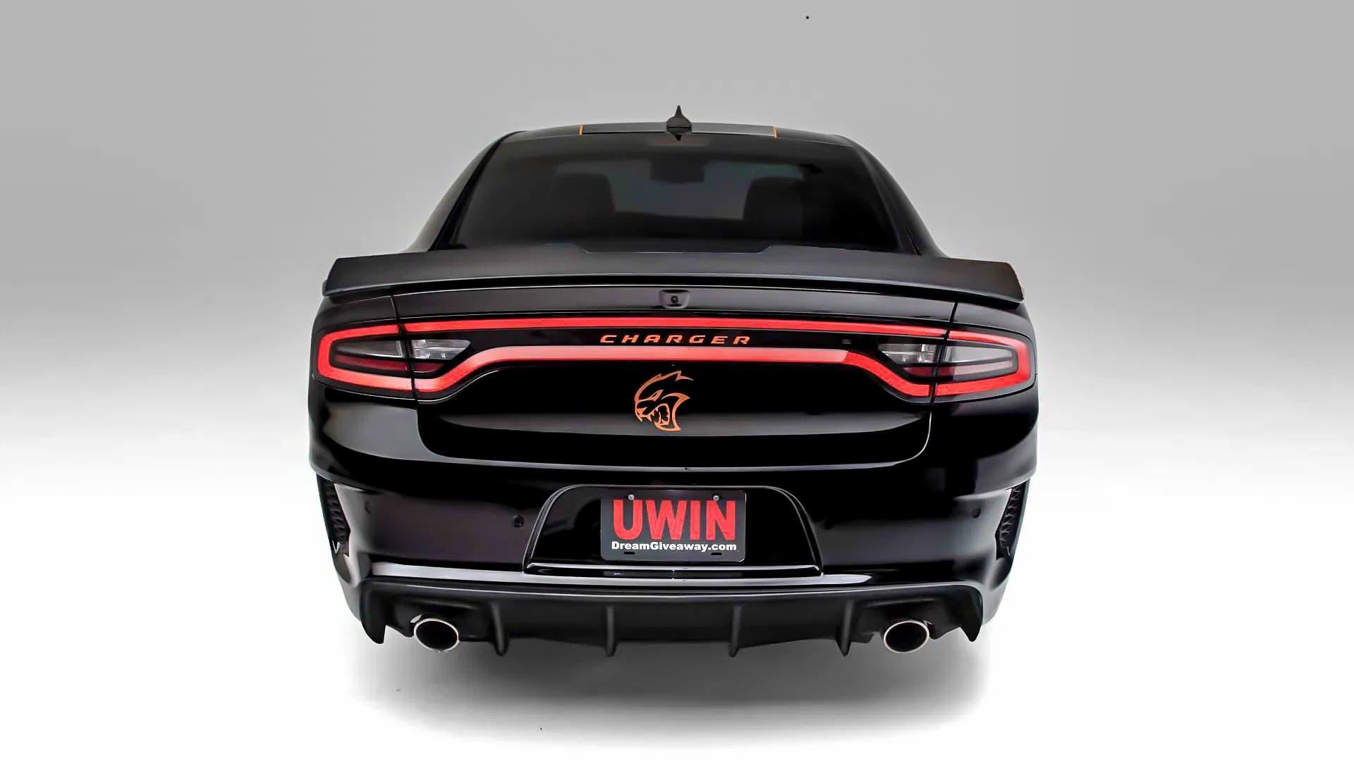 Dodge Charger SRT Hellcat Widebody 2020 1000 CV