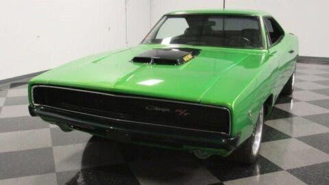 Dodge Charger restomod 1970