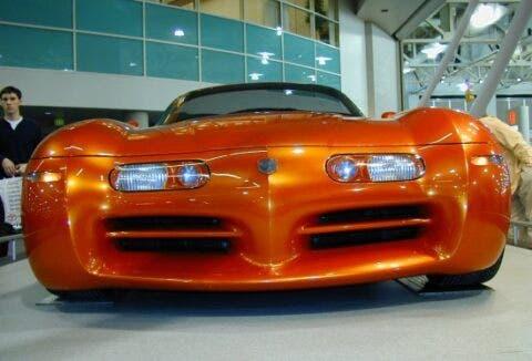 Dodge Copperhead concept