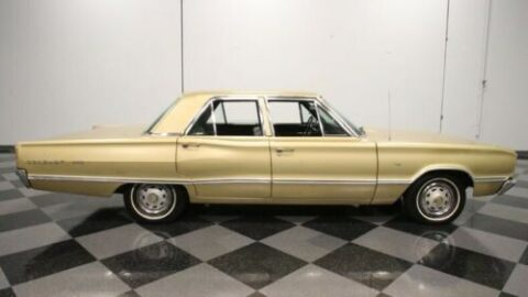 Dodge Coronet 1967 barn find