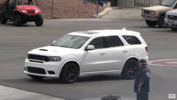 Dodge Durango SRT Wheels