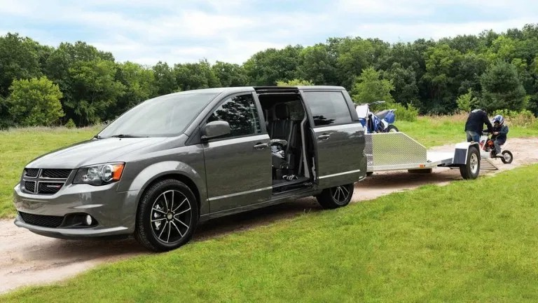 Dodge Grand Caravan 2020