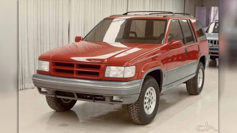 Dodge Grand Cherokee