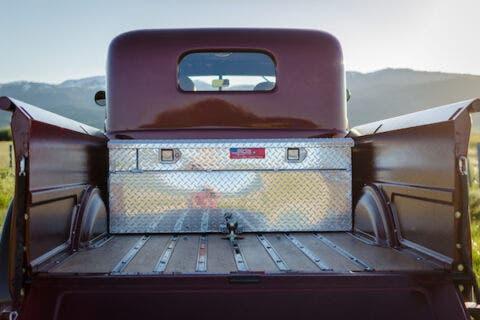 Dodge Power Wagon 1949 restomod