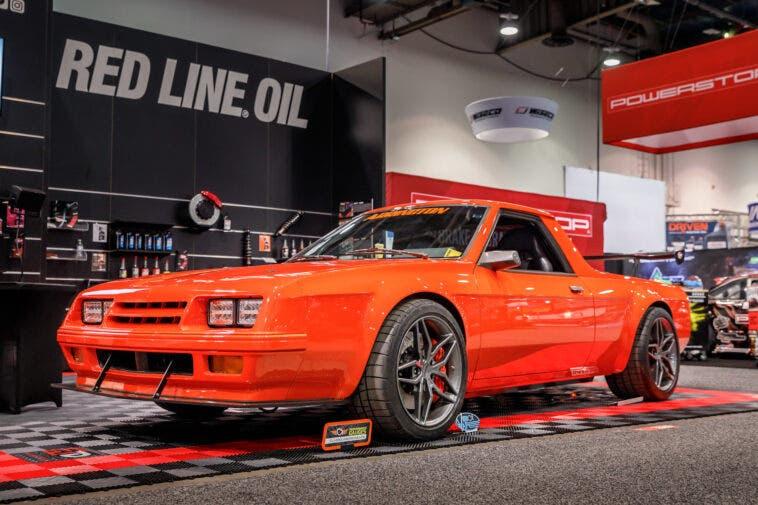 Dodge Rampage 392 Hemi