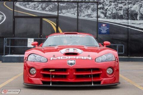 Dodge Viper Competition Coupe 2002 vendita