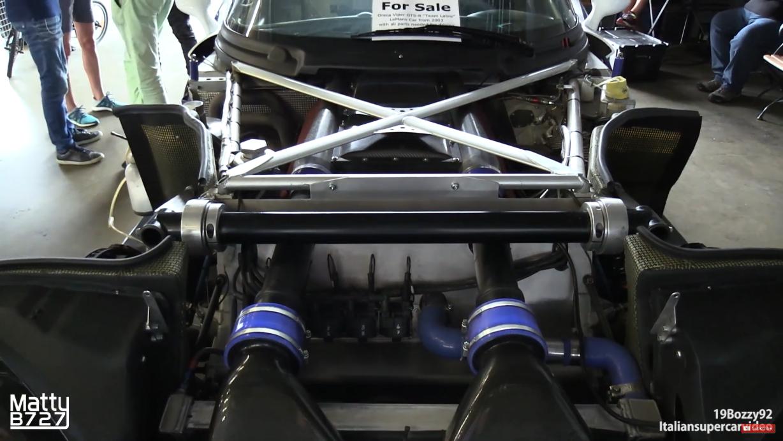 Dodge Viper GTS-R Orica