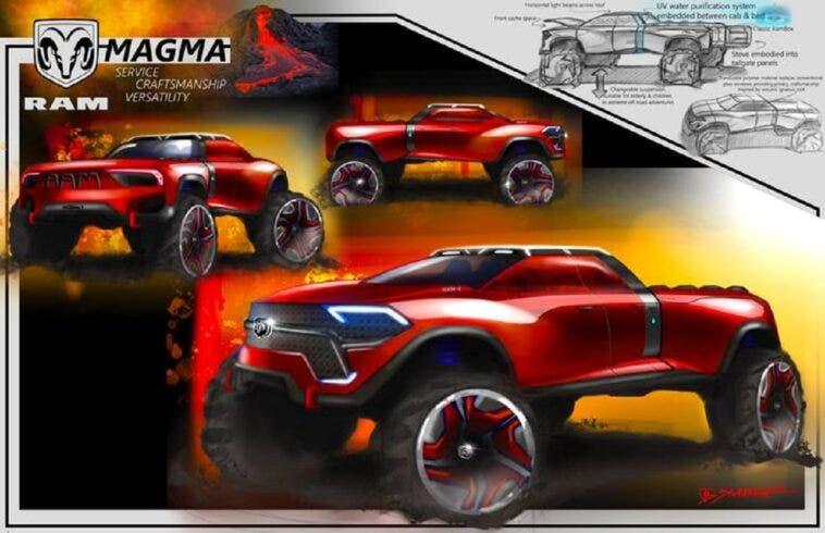FCA Drive for Design Ram primo posto