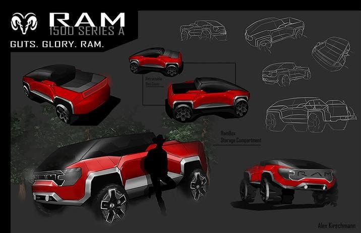 FCA Drive for Design Ram secondo posto