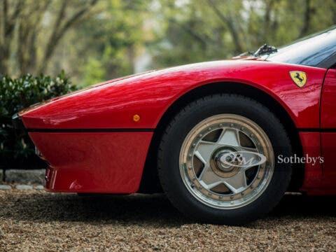 Ferrari 288 GTO 1985 asta