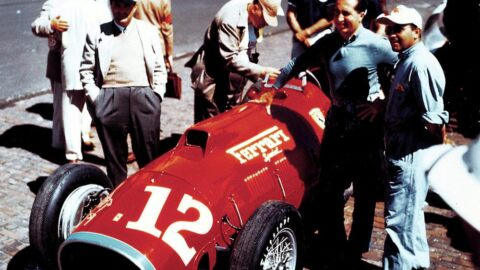 Ferrari Monoposto Corsa Indianapolis - 3