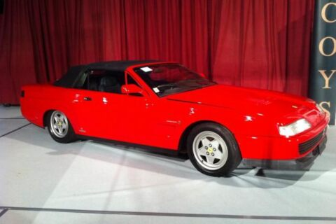 Ferrari 412 Ventorosso