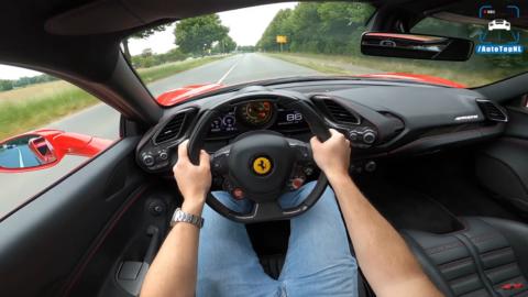 Ferrari 488 GTB AutoTopNL