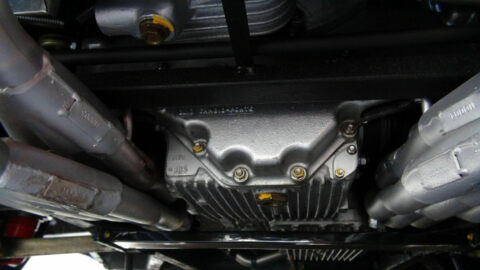 Ferrari 512 BBi 1984 restaurata