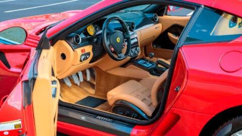 Ferrari 599 GTB Fiorano Mecum Auctions Indy 2020