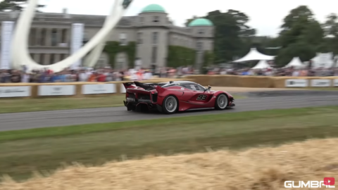 Ferrari FXX-K Evo Gumbal