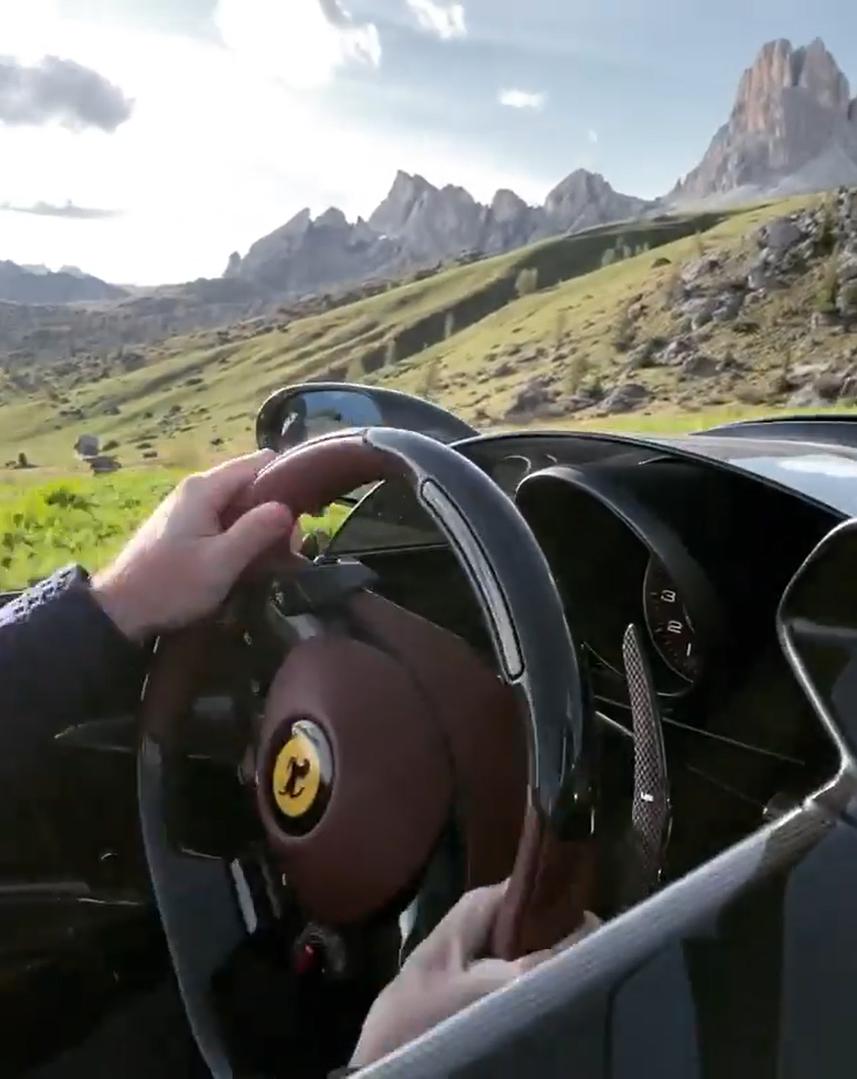 Ferrari Monza SP2 PowerslideLover
