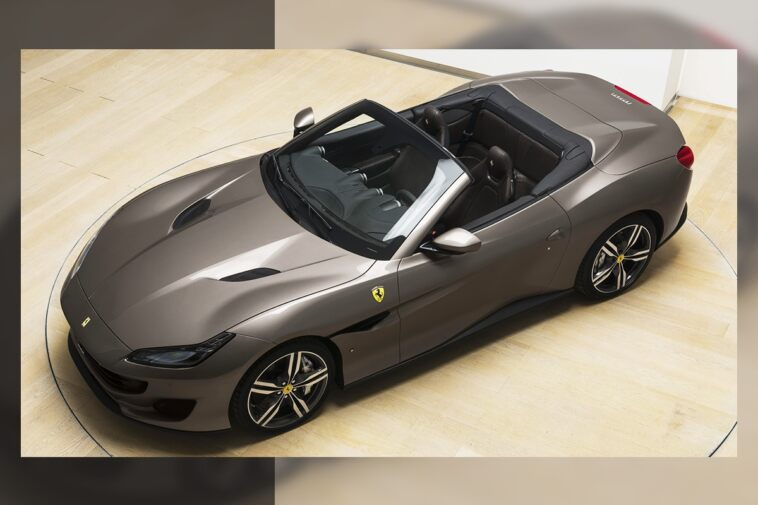 Ferrari Portofino Tailor Made