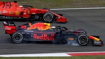Ferrari e Red Bull