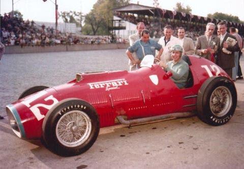 Ferrari Monoposto Corsa Indianapolis - 6