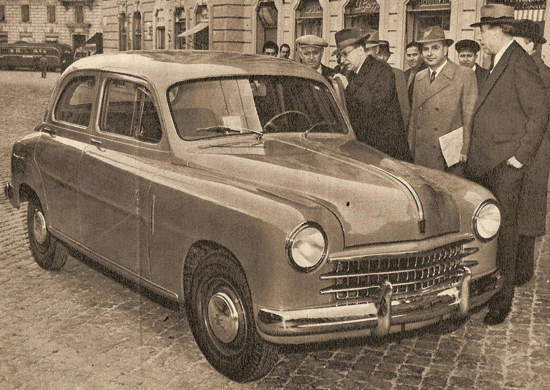 Fiat 1400