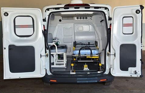 Fiat Fiorino ambulanza Brasile