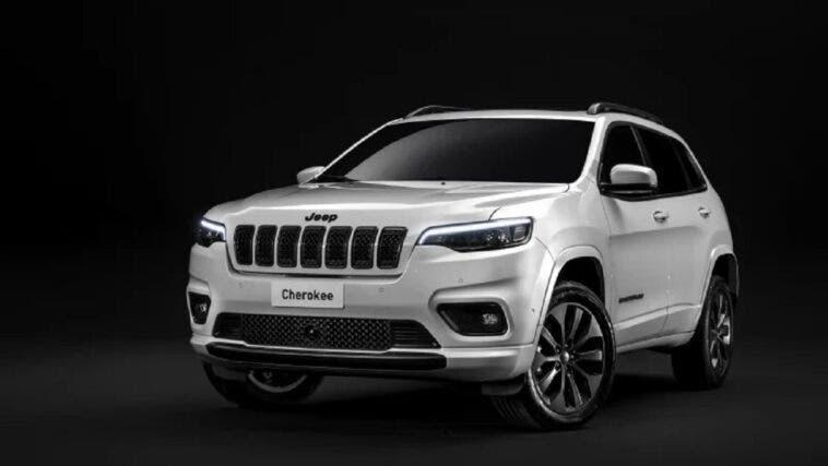 Jeep Cherokee S-Limited Australia