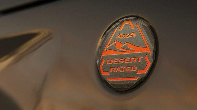 Jeep Desert Rated
