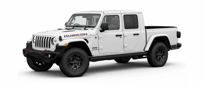 Jeep Gladiator Launch Edition Australia