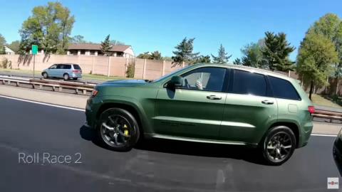 Jeep Grand Cherokee Trackhawk Mod2Fame Vlog