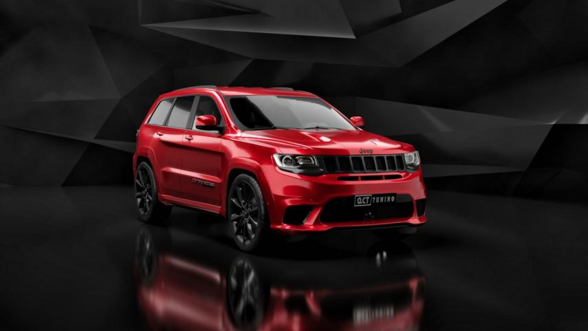 Jeep Grand Cherokee Trackhawk O.CT