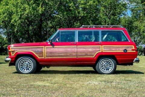 Jeep Grand Wagoneer 1989 Hemi V8