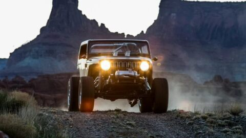 Jeep Quicksand