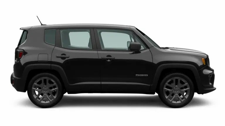 Jeep Renegade Jeepster