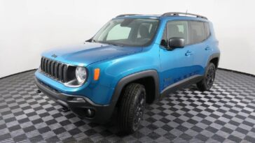 Jeep Renegade Upland 2020