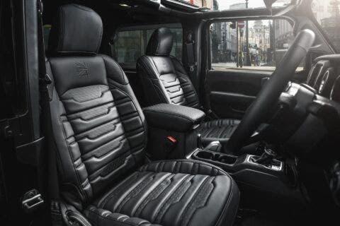 Jeep Wrangler Sterling Automotive