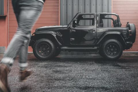 Jeep Wrangler Sterling Automotive