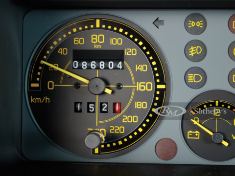 Lancia Delta HF Integrale Evoluzione II Giallo Ginestra asta