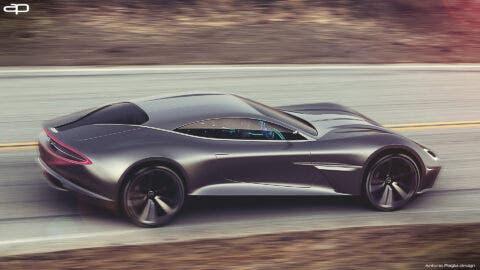 Lancia Gran Turismo concept