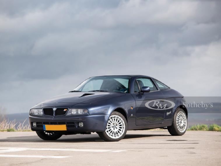 Lancia Hyena Zagato 1993 asta
