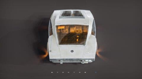 Lancia Stratos Slashed Zero
