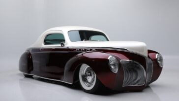 Lincoln Zephyr V10 Dodge Viper