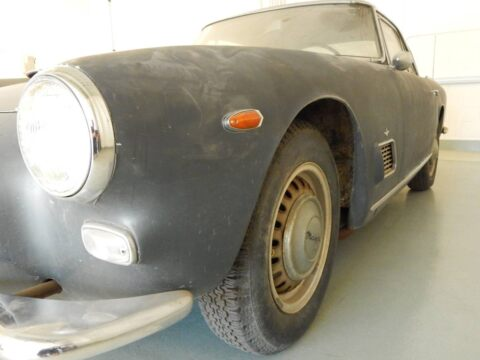 Maserati 3500 GTi 1962 barn find