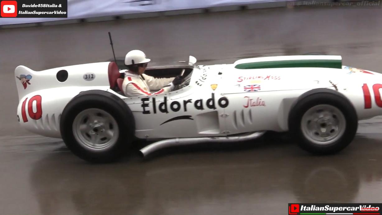 Maserati Eldorado video