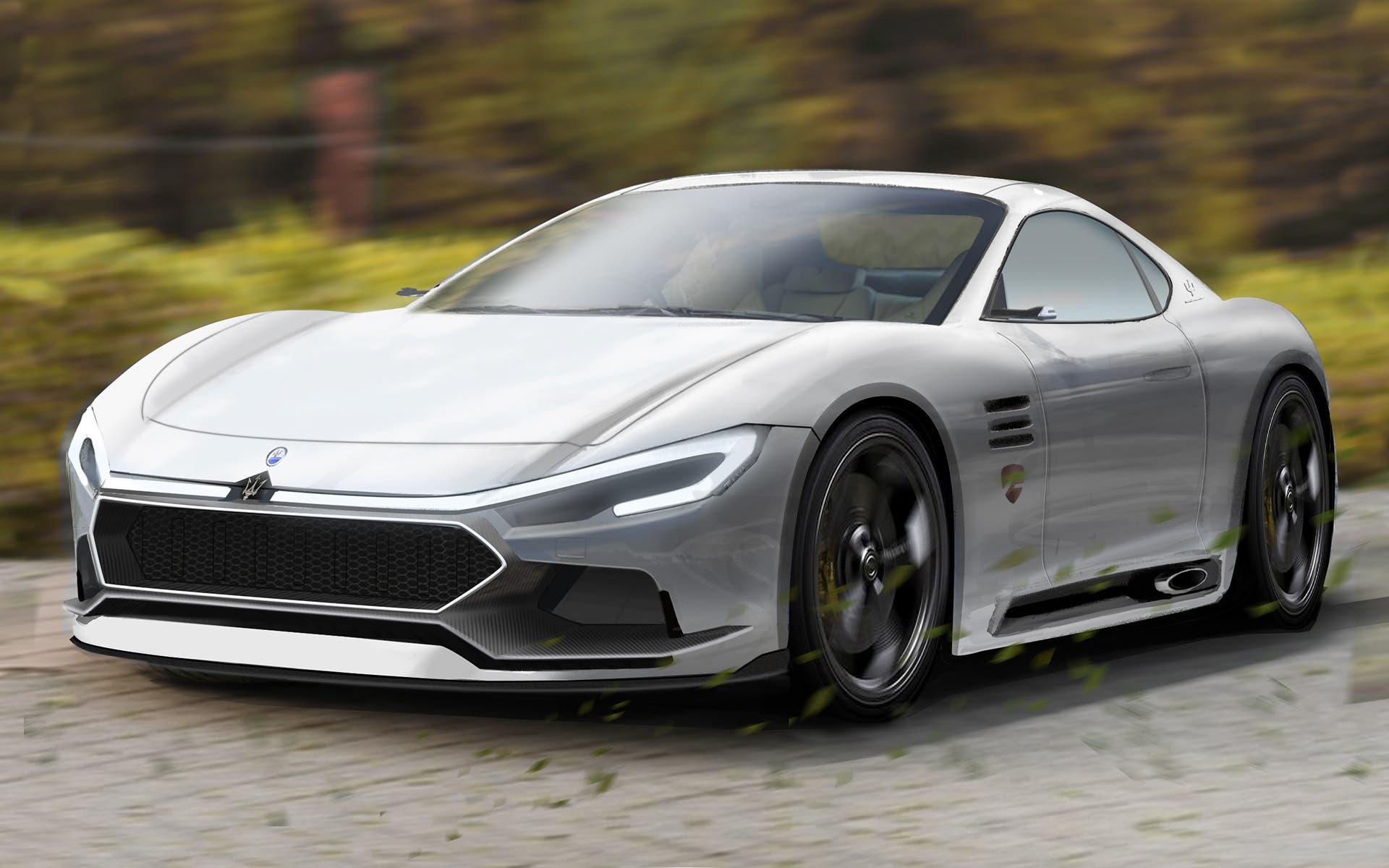 Maserati FRoma