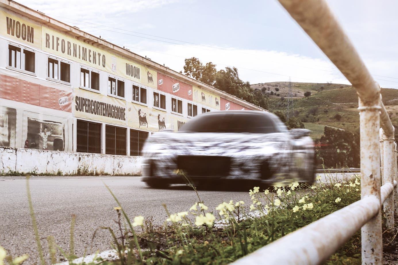 Maserati MC20 Targa Florio - 2