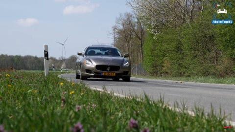 Maserati Quattroporte GTS AutoTopNL