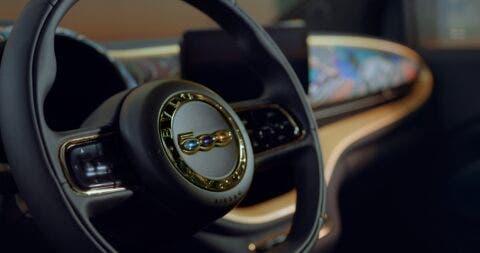 Nuova Fiat 500 Elettrica One-Shot