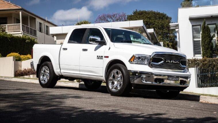 Ram 1500 diesel richiamo