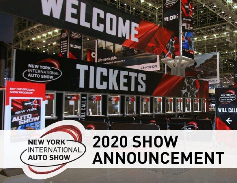 Salone di New York 2020 annullato definitivamente